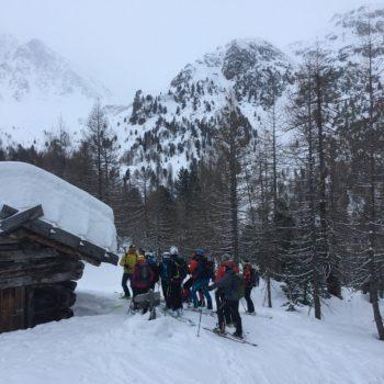 Skitouren Kurs Bergführer Dolomiten